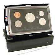 1997 Silver Premier United States Proof Set