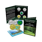 2017 Effigy Mounds National Monument 5-Quarter Set