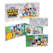 2017 Mickey Mouse and Friends 5 gram Silver Bill