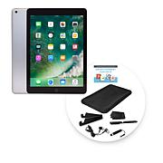 """2018 Apple iPad® 9.7"""" 32GB Tablet with Accessories & Software Voucher"""