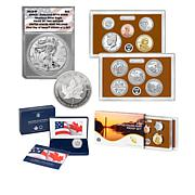 2019 RP70 FDOI U.S. Mint Pride of 2 Nations Set and 2019 Proof Set