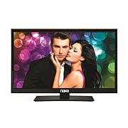 "24"" Class LED TV and Media Player with Car Kit"