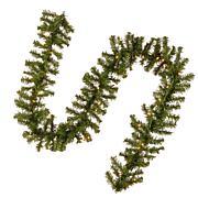9' Kincaid Spruce Garland