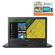 "Acer 15""  Aspire 3 AMD 12GB RAM, 1TB HDD Laptop with Voucher"