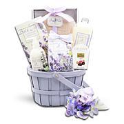 Alder Creek Gift Baskets - Country Lavender Spa Gift