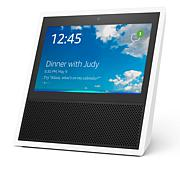 "Amazon Echo Show Alexa Voice Assistant with 7"" Touchscreen & Voucher"