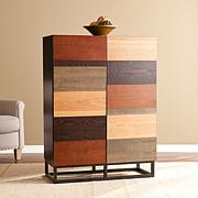 Amherst Multi-Tonal Bar Cabinet