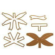 Anna Griffin® 5-piece Beautiful Bows Die Set