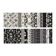 Anna Griffin® Black & White Cardstock