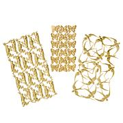 Anna Griffin® Charming Dresden Trims Embellishments
