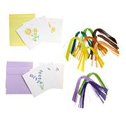 Anna Griffin® Create-A-Quill DIY Quilling Card Kit Sunflower Lavender