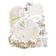 Anna Griffin® Floral Designs Slider Card Kit