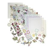 Anna Griffin® Lila Designer Paper Crafting Kit