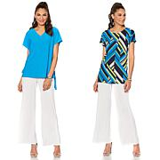 """Antthony """"Sassy Mama"""" 2-pack Tops"""