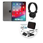 """Apple 2018 iPad Pro® 11"""" 64GB Space Gray Tablet with Accessories"""