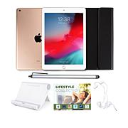 """Apple iPad® 9.7"""" Tablet with Keyboard Case and Accessories"""