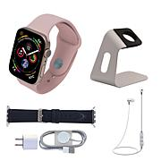 Apple Watch Series 5 GPS Smartwatch Bundle