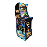Arcade1Up Marvel Full-Size 5 ft. Arcade Machine and Riser with 3 Games