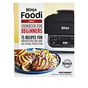 """As Is"" ""Ninja Foodi: Grill Cookbook for Beginners"""