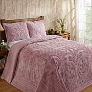 Ashton 100 Percent Cotton Tufted Chenille Bedspread