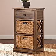 Bardwell 2-Basket Storage Shelf