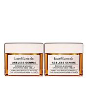 bareMinerals Ageless Genius Firming Neck Cream Duo