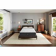 Beautyrest Silver Plush Mattress with Foundation