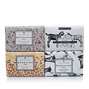 Beekman 1802 3.5 oz. Goat Milk Bar Soap 4-piece Set 1
