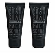 Beekman 1802 Goat Milk Charcoal Face Scrub Duo