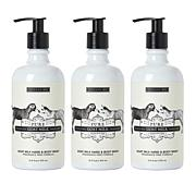 Beekman 1802 Pure Goat Milk Hand and Body Wash Trio  12.5 oz.