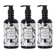 Beekman 1802 Vanilla Absolute Goat Milk Hand Wash Trio  12.5 oz.