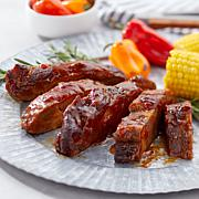 Big Shoulders Boneless Honey Chipotle Pork Ribs - 4-pack Auto-Ship®