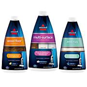 BISSELL® 3-pack 32 fl. oz. Variety Cleaning Formulas