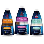 BISSELL® 3-pack 32 fl. oz. Variety Cleaning Formulas