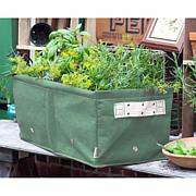 BloemBagz 12-Gallon Raised Bed Planter Bag - 23-1/2""