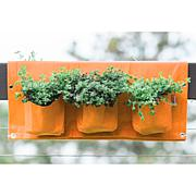 BloemBagz 4.5-Gallon Deck Rail Planter Bag - 25""