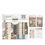 Bo Bunny Once Upon A Lifetime Paper Craft Kit