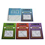 BrainPuzzelBookSet BibleGames