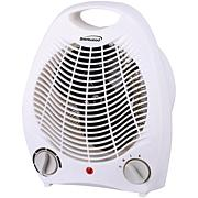 Brentwood Appliances H-F302W Portable Electric Space Heater and Fan
