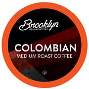 Brooklyn Beans Colombian Coffee Pods