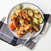 Burnt Finger BBQ 3 lbs. Oven Roasted Chicken Drumsticks with Rub AS®