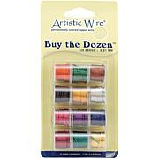 Buy The Dozen Colored Copper Wire - 20 Gauge