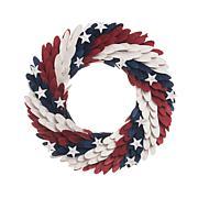 C&F Home Americana Wreath