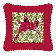 C&F Home Cardinal Pillow
