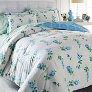 Carleton Varney Hillandale 3-piece 100% Cotton Comforter Set