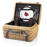 Champion Picnic Basket - University of Louisville