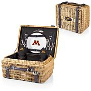 Champion Picnic Basket - University of Minnesota