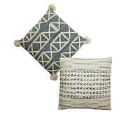 Chris & Peyton Outdoor Pillows - 2-pack