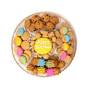 Claudia's Canine Bakery 26 oz. Dog Treat Birthday Tray