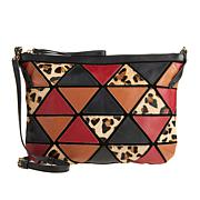 Clever Carriage Lima Leather Handcrafted Crossbody Bag